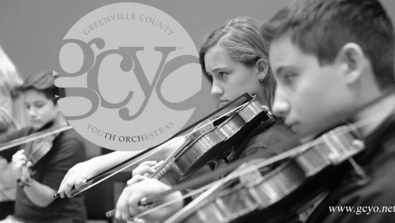 Greenville County Youth Orchestra